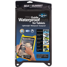 Sea to Summit TPU Guide Wateproff Case for Large Tablets Large black